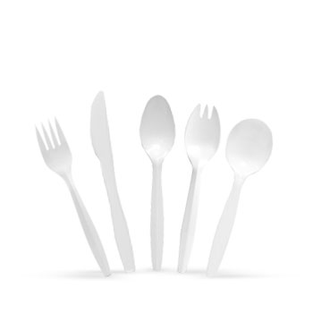 Regal™ Medium Weight Polypropylene Cutlery Kits