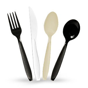Reliance® Medium-Heavy Weight Polystyrene Cutlery
