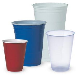 Solo® Party Plastic Cold Cups