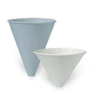 Bare® by Solo® Eco-Forward® Treated Paper Funnel Cups