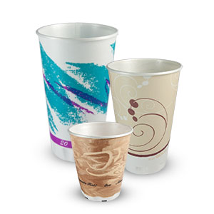 Trophy® Plus™ Dual Temperature Insulated Cups